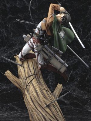 Figura ARTFX Kotobukiya Levi Attack on Titan Shingeki no Kyojin Tienda Figuras Anime Chile Santiago