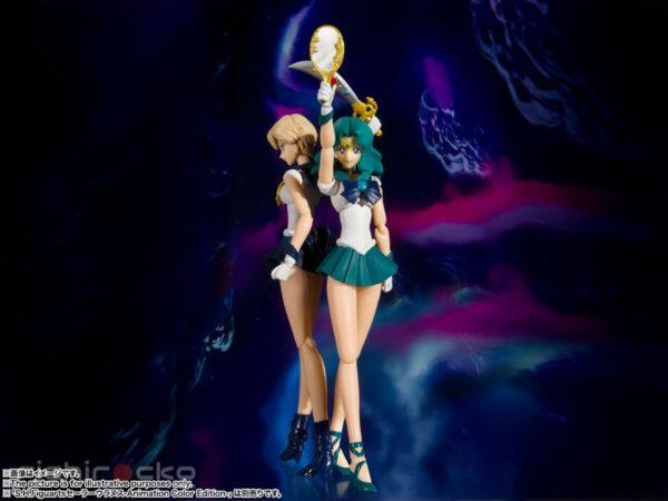 Figura S.H.Figuarts Sailor Neptune Animation Color Editio Tienda Figuras Anime Chile Santiago