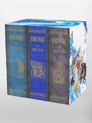 Manga One Piece Box East Blue Japonés Tienda Figuras Anime Chile Santiago