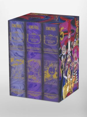 Manga One Piece Box Thriller Bark Japonés Tienda Figuras Anime Chile Santiago