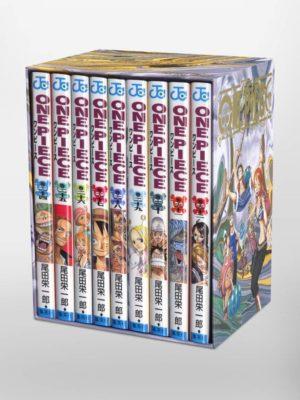 Manga One Piece Box Skypiea Japonés Tienda Figuras Anime Chile Santiago