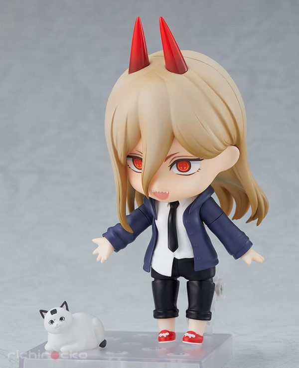 Figura Nendoroid Chainsaw Man Power Tienda Figuras Anime Chile Santiago