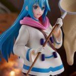 Figura POP UP PARADE KonoSuba Kurenai Densetsu Aqua Winter Tienda Figuras Anime Chile Santiago