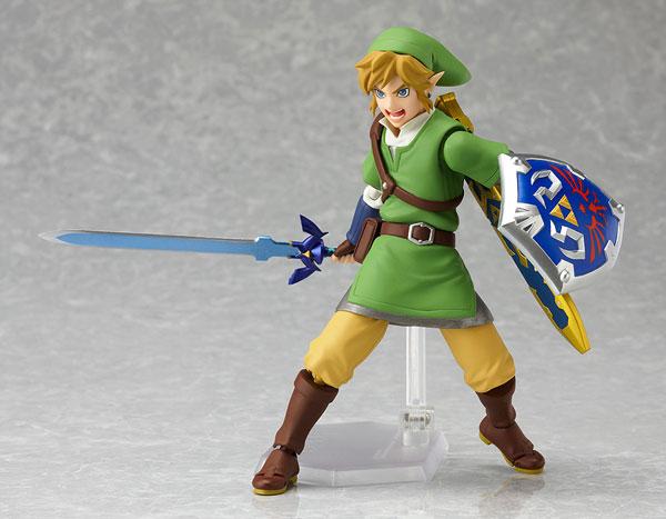Figura figma The Legend of Zelda Skyward Sword Link Nintendo Tienda Figuras Anime Chile Santiago