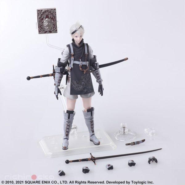 Figura NieR Replicant ver.1.22474487139... BRING ARTS Boy NieR Tienda Figuras Anime Chile Santiago