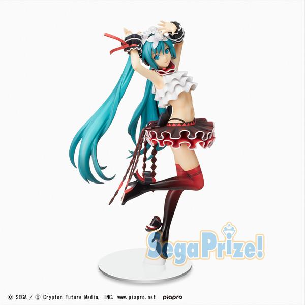 Figura Hatsune Miku Bless You Vocaloid Project Diva SEGA Tienda Figuras Anime Chile Santiago