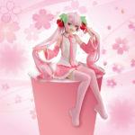 Figura Sakura Miku Hatsune Vocaloid Noodle Stopper Taito Tienda Figuras Anime Chile Santiago