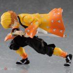 Figura figma Demon Slayer Kimetsu no Yaiba Zenitsu Agatsuma Tienda Figuras Anime Chile Santiago