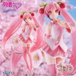 Figura Sakura Miku Hatsune Vocaloid Taito Tienda Figuras Anime Chile Santiago