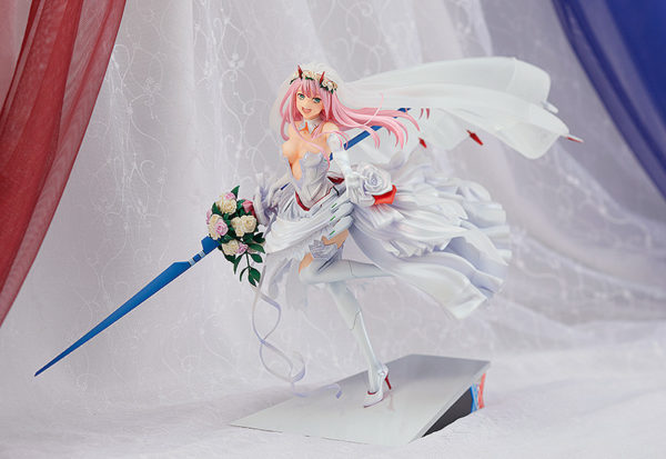 Figura Zero Two Good Smile Company Wedding For My Darling in The FranXX Tienda Figuras Anime Chile Santiago