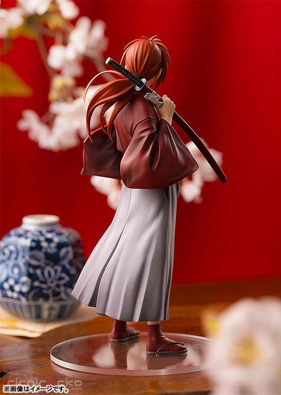 Figura POP UP PARADE Rurouni Kenshin Himura Complete Figure Tienda Figuras Anime Chile Santiago
