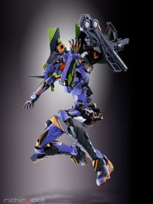 Figura METAL BUILD Evangelion EVA-01 Test Type Tienda Figuras Anime Chile Santiago