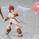 Figura figma Kid Icarus Uprising Pit Tienda Figuras Anime Nintendo Chile Santiago