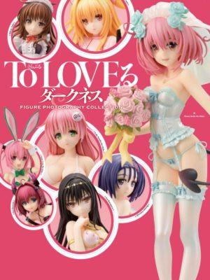 Libro To Love-Ru Darkness Figure Photography Collection Tienda Figuras Anime Chile Santiago