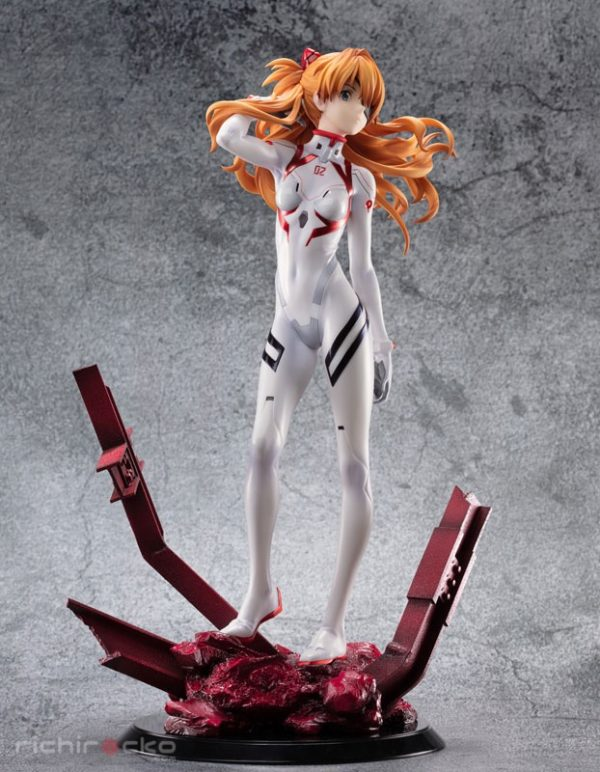 Figura Evangelion: 3.0+1.0 Thrice Upon a Time Asuka Langley Shikinami [Last Mission] 1/7 Tienda Figuras Anime Chile Santiago