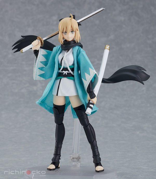 Figura figma Fate/Grand Order Saber/Souji Okita Ascension ver. Tienda Figuras Anime Chile Santiago
