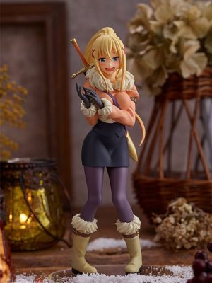 Figura POP UP PARADE KonoSuba Darkness Winter Outfit Tienda Figuras Anime Chile Santiago