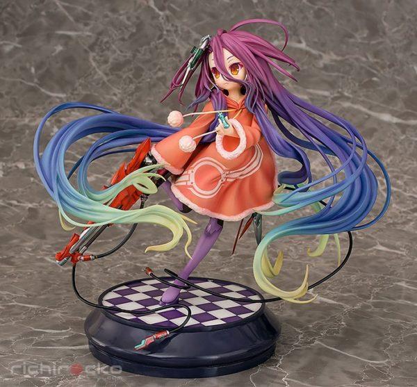 Figura No Game No Life Zero Schwi 1/7 Tienda Figuras Anime Chile Santiago