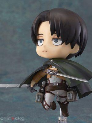 Figura Nendoroid Attack on Titan Levi Tienda Figuras Anime Chile Santiago