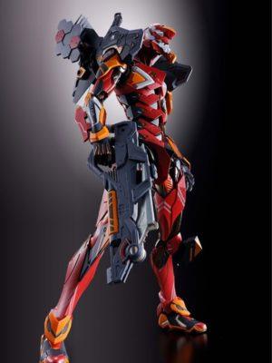 Figura METAL BUILD EVA-02 Neon Genesis Evangelion Tienda Figuras Anime Chile Santiago