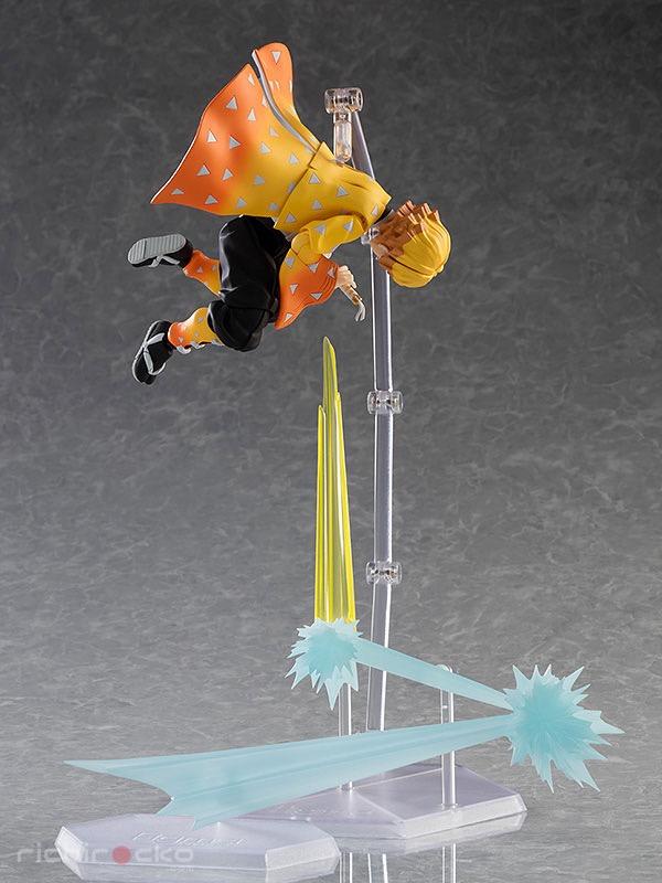 Figura figma Demon Slayer Kimetsu no Yaiba Zenitsu Agatsuma DX Edition Tienda Figuras Anime Chile Santiago