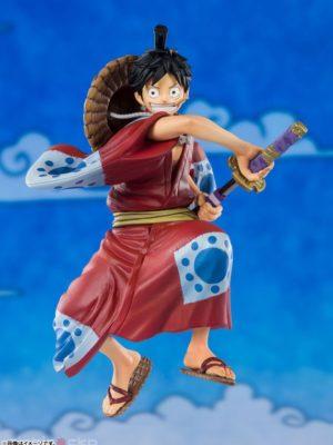Figura Figuarts ZERO Monkey D. Luffy Luffytarou ONE PIECE Tienda Figuras Anime Chile Santiago