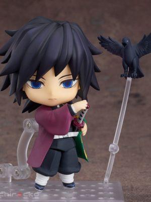 Figura Nendoroid Demon Slayer Kimetsu no Yaiba Giyu Tomioka Tienda Figuras Anime Chile Santiago