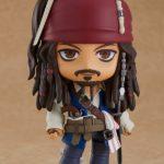 Figura Nendoroid Pirates of the Caribbean Piratas del Caribe Jack Sparrow Tienda Figuras Anime Chile Santiago