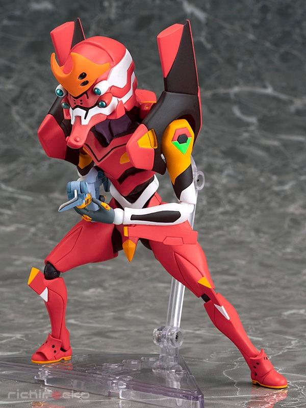 Figura Parfom R! Rebuild of Evangelion EVA UNIT-02 Tienda Figuras Anime Chile Santiago