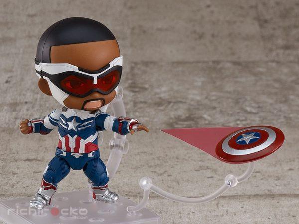 Figura Nendoroid Falcon and Winter Soldier Captain America (Sam Wilson) DX Tienda Figuras Anime Chile Santiago