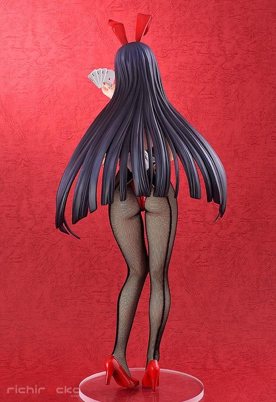 Figura B-STYLE Kakegurui xx Yumeko Jabami Bunny Ver. 1/4 Tienda Figuras Anime Chile Santiago
