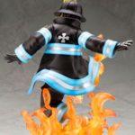 Figura ARTFX J Enen no Shouboutai Shinra Kusakabe 1/8 Tienda Figuras Anime Chile Santiago
