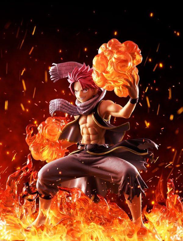 Figura FAIRY TAIL Natsu Dragneel 1/8 Tienda Figuras Anime Chile Santiago