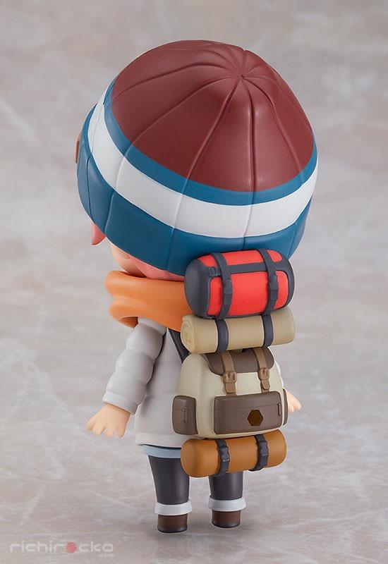 Figura Nendoroid Yuru Camp Nadeshiko Kagamihara Solo Camp Ver. DX Edition Tienda Figuras Anime Chile Santiago