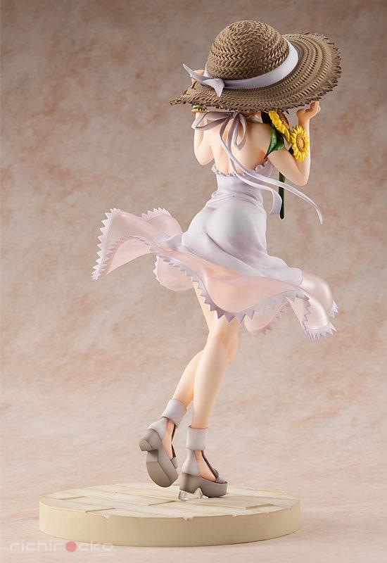 Figura KDcolle KonoSuba Kurenai Densetsu Megumin Sunflower One-Piece Dress Ver. 1/7 Tienda Figuras Anime Chile Santiago