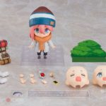 Figura Nendoroid Yuru Camp Nadeshiko Kagamihara Solo Camp Ver. Tienda Figuras Anime Chile Santiago