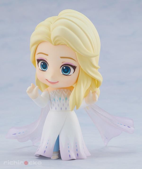 Figura Nendoroid Frozen 2 Elsa Epilogue Dress Ver. Tienda Figuras Anime Chile Santiago