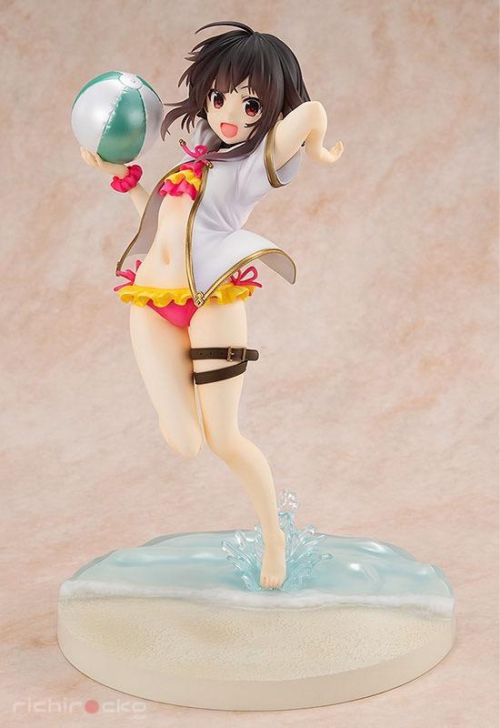 Figura KDcolle KonoSuba Megumin Light Novel Swimsuit Ver. 1/7 Tienda Figuras Anime Chile Santiago