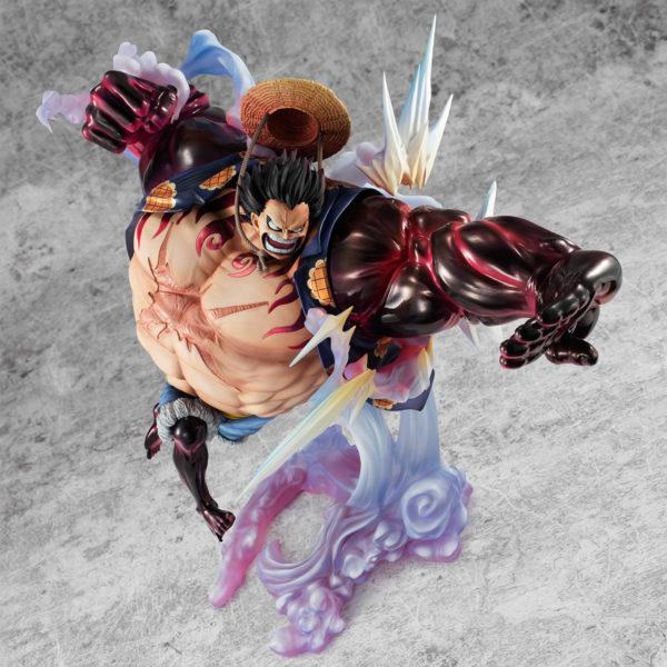 Figura One Piece Portrait of Pirates POP SA Maximum Luffy Gear 4 Boundman Ver.2 Tienda Figuras Anime Chile Santiago