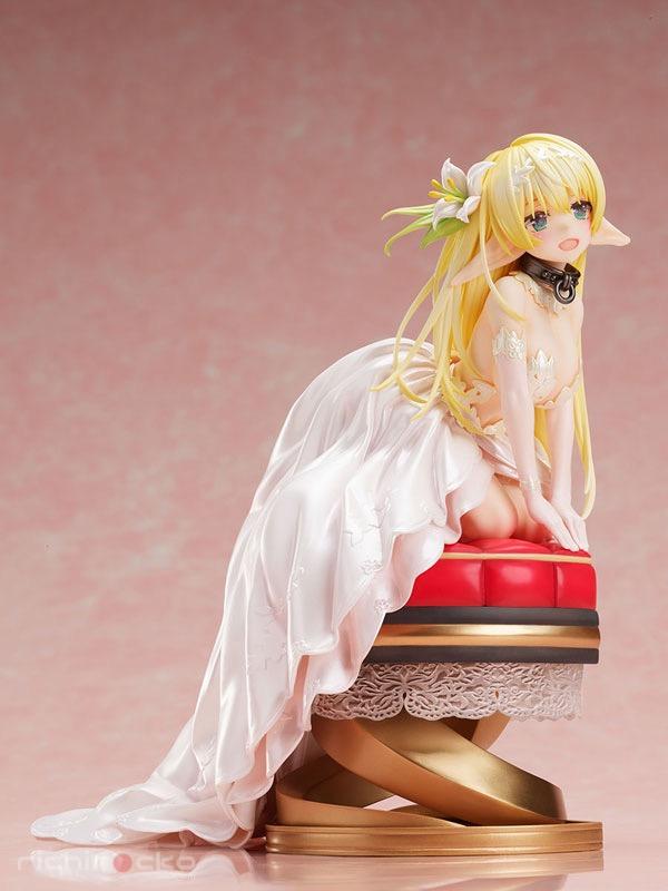 Figura Isekai Maou to Shoukan Shoujo no Dorei Majutsu Shera L. Greenwood -Wedding Dress- 1/7 Tienda Figuras Anime Chile Santiago