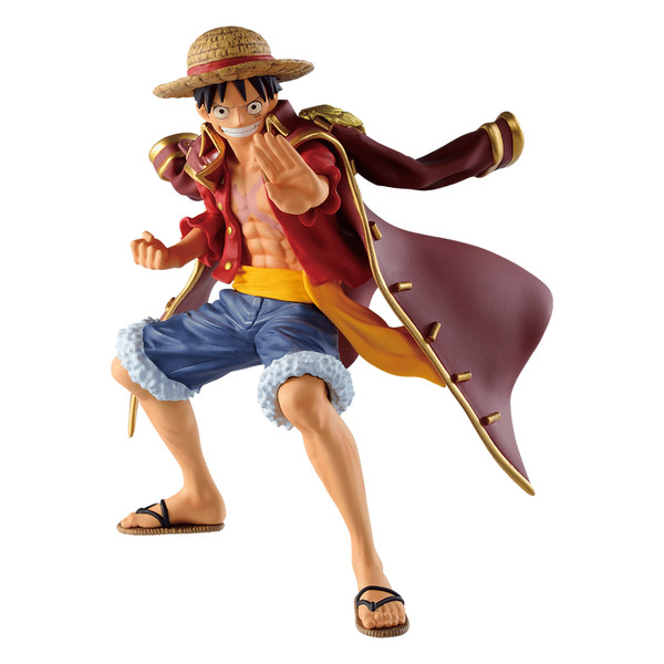 Figura Monkey D. Luffy One Piece Wano Banpresto Bandai Ichiban Kuji Tienda Figuras Anime Chile Santiago