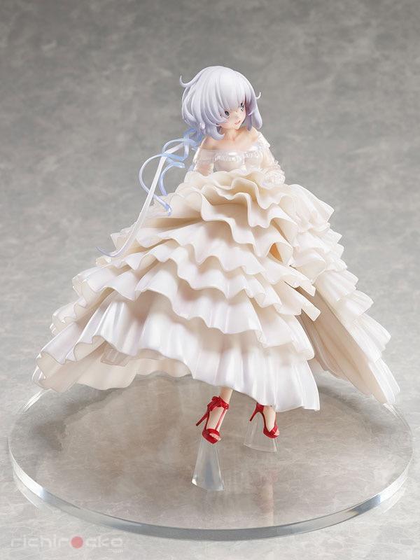 Figura Zombie Land Saga Revenge Junko Konno -Wedding Dress- 1/7 Tienda Figuras Anime Chile Santiago