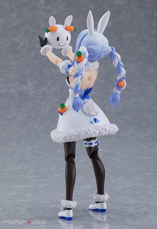 Figura figma Hololive Production Usada Pekora Tienda Figuras Anime Chile Santiago