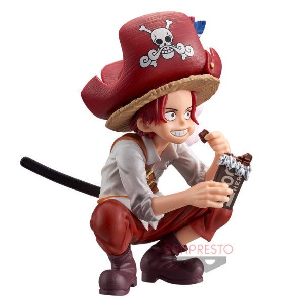 Figura One Piece DXF THE GRANDLINE CHILDREN Wano Shanks Tienda Figuras Anime Chile Santiago