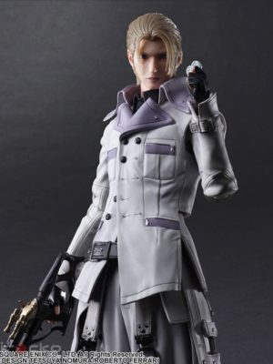 Figura Final Fantasy VII Remake PLAY ARTS Kai Rufus Shinra Tienda Figuras Anime Chile Santiago