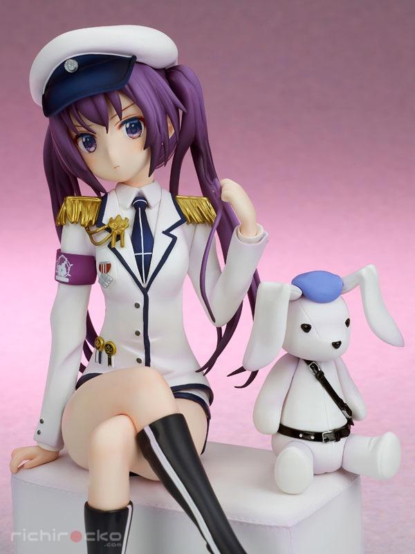 Figura Gochuumon wa Usagi desu ka? BLOOM Rize Military Uniform ver. 1/7 Tienda Figuras Anime Chile Santiago
