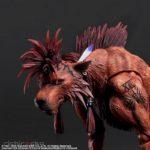 Figura Final Fantasy VII Remake PLAY ARTS Kai Red XIII Tienda Figuras Anime Chile Santiago
