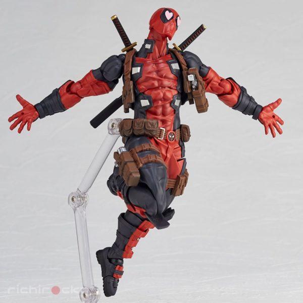 Figura Figure Complex Amazing Yamaguchi No.025 Deadpool ver.2.0 Tienda Figuras Anime Chile Santiago