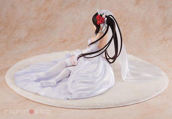 Figura KDcolle Date A Live Kurumi Tokisaki Wedding Dress Ver. 1/7 Tienda Figuras Anime Chile Santiago