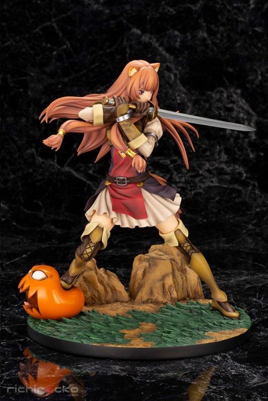 Figura The Rising of the Shield Hero Raphtalia 1/7 Tienda Figuras Anime Chile Santiago